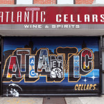 Atlantic Cellars Graffiti
