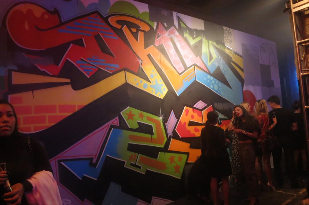 DKNY Graffiti
