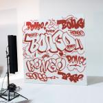 Bongo Jeans Graffiti Photo Shoot
