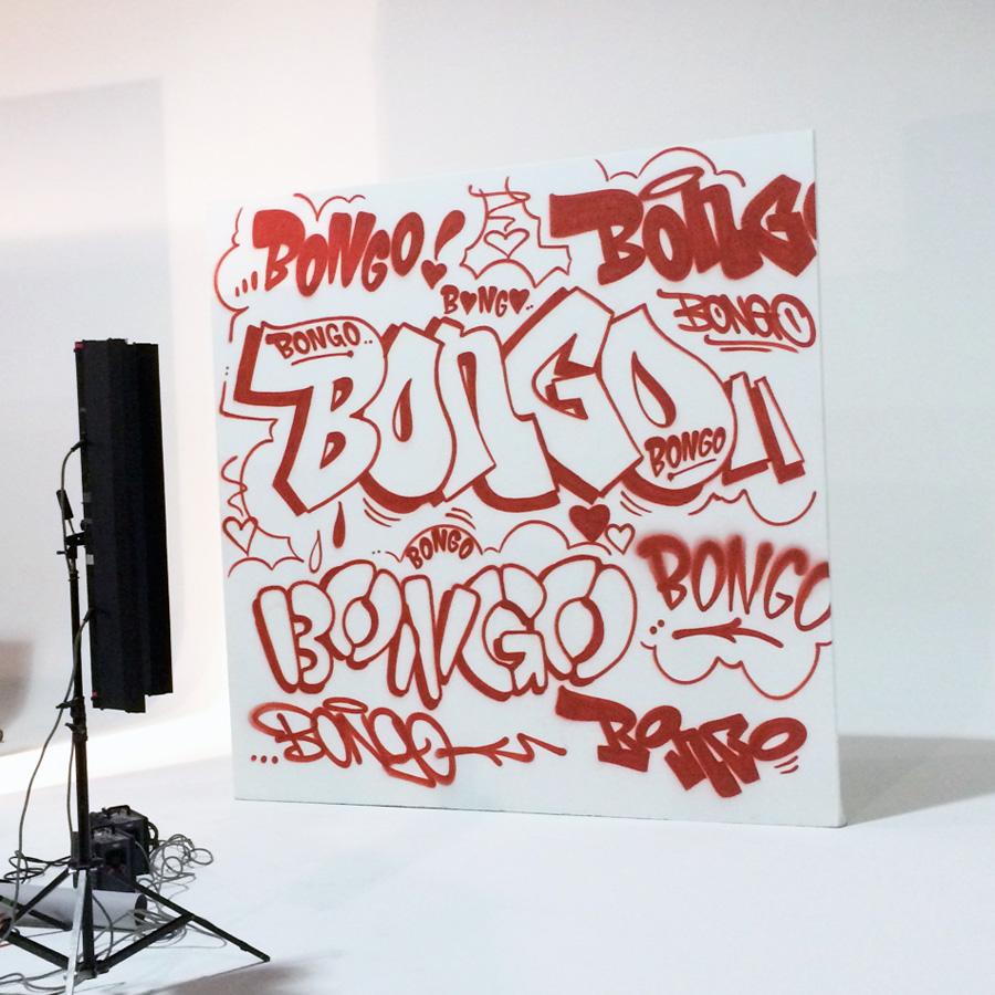 Bongo Jeans Graffiti