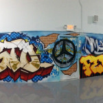 Car Collection Graffiti Letters