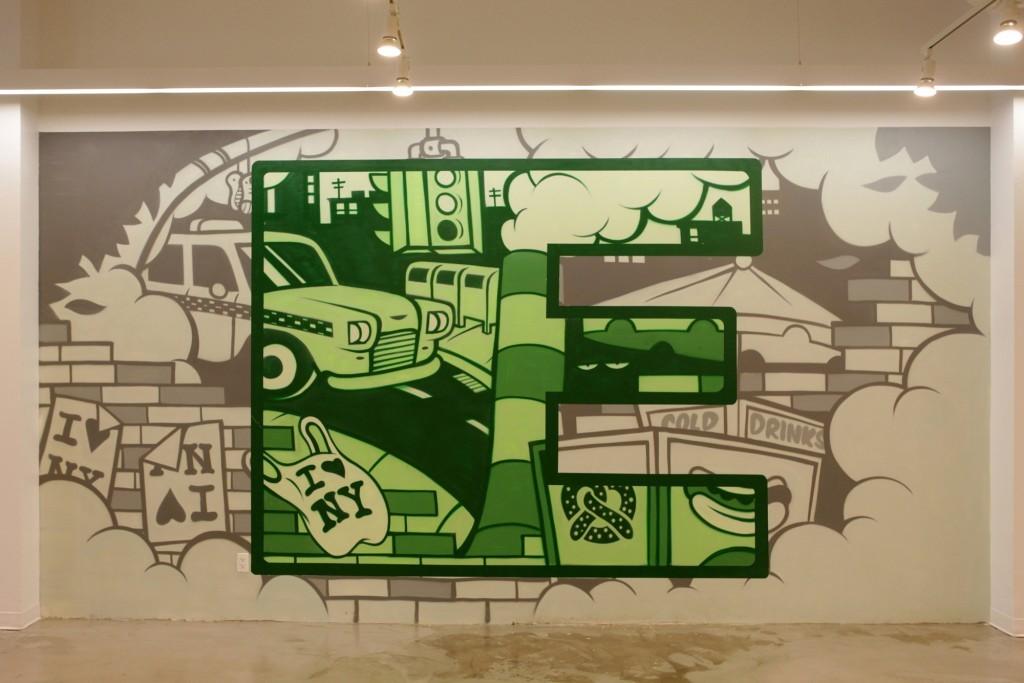 Vornado Realty Trust Graffiti