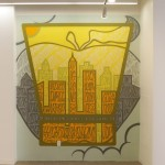 Create Mural for Vornado Trust Realty NYC Theme