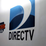 Directv Sign Painting Logo - Spray Paint