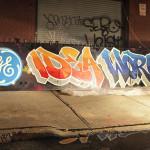 GE Graffiti Canvas