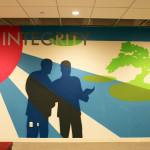 Eisai Graffiti Corporate Office