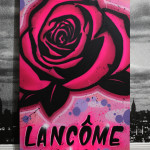 Lancome Graffiti Canvas
