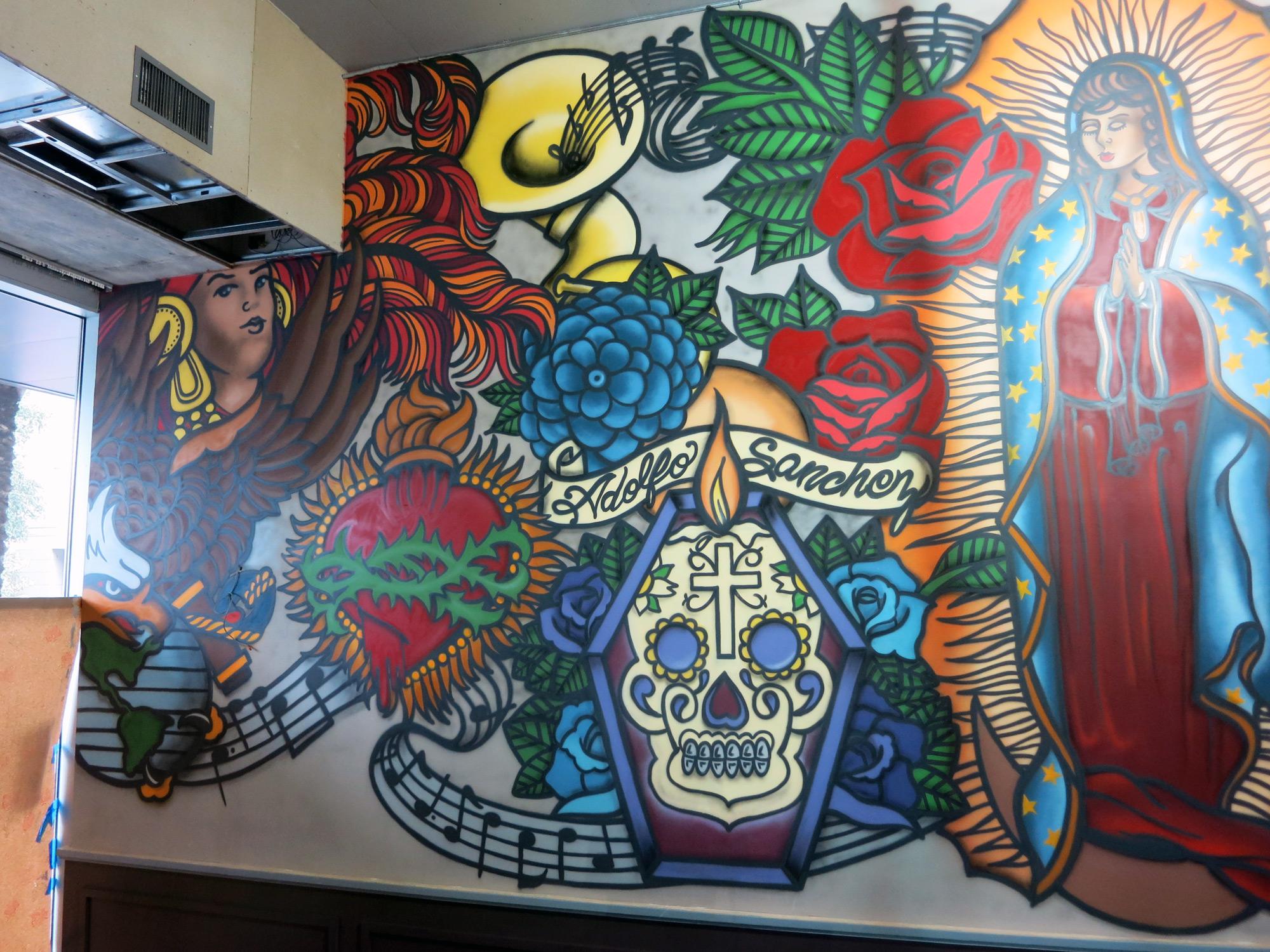 New Orleans Graffiti Artist