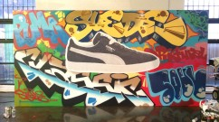 Puma Street Art Film/TV Ad