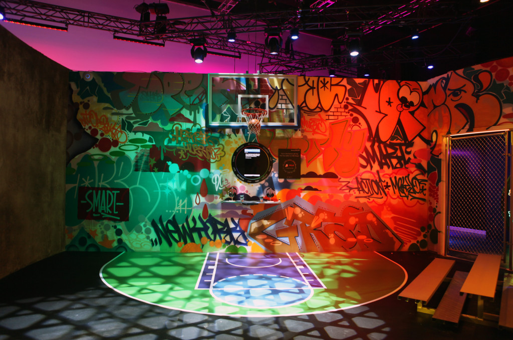 Graffiti Artist For Hire - Samsung Event