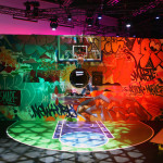 Hip-Hop Room at Samsung Milk Music Event