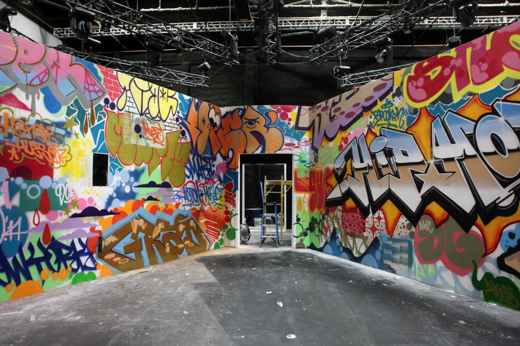 Samsung Graffiti - Milk Music