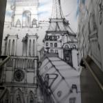 Sofitel Street Art - Paris Landmarks