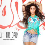Bongo Jeans Graffiti Artwork - Vanessa Hudgens