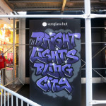 Bright Lights Bling City - SGH Graffiti Event