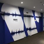 WMG Graffiti - Corporate Office Installation