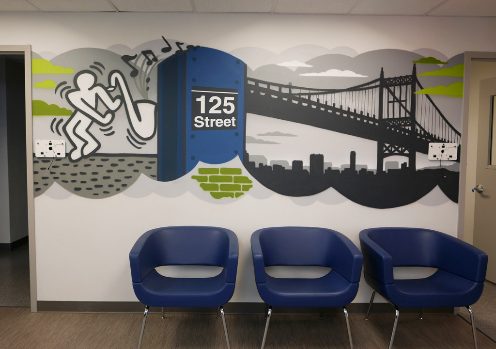 Graffiti Company - Harlem Cases Office