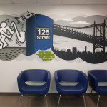 Keith Haring Office Mural in Harlem - Cases