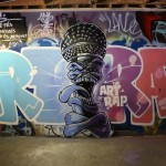 Graffiti Art by Self Uno for Art of Rap