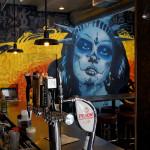 Financial District Mural for La Dama Restaurant