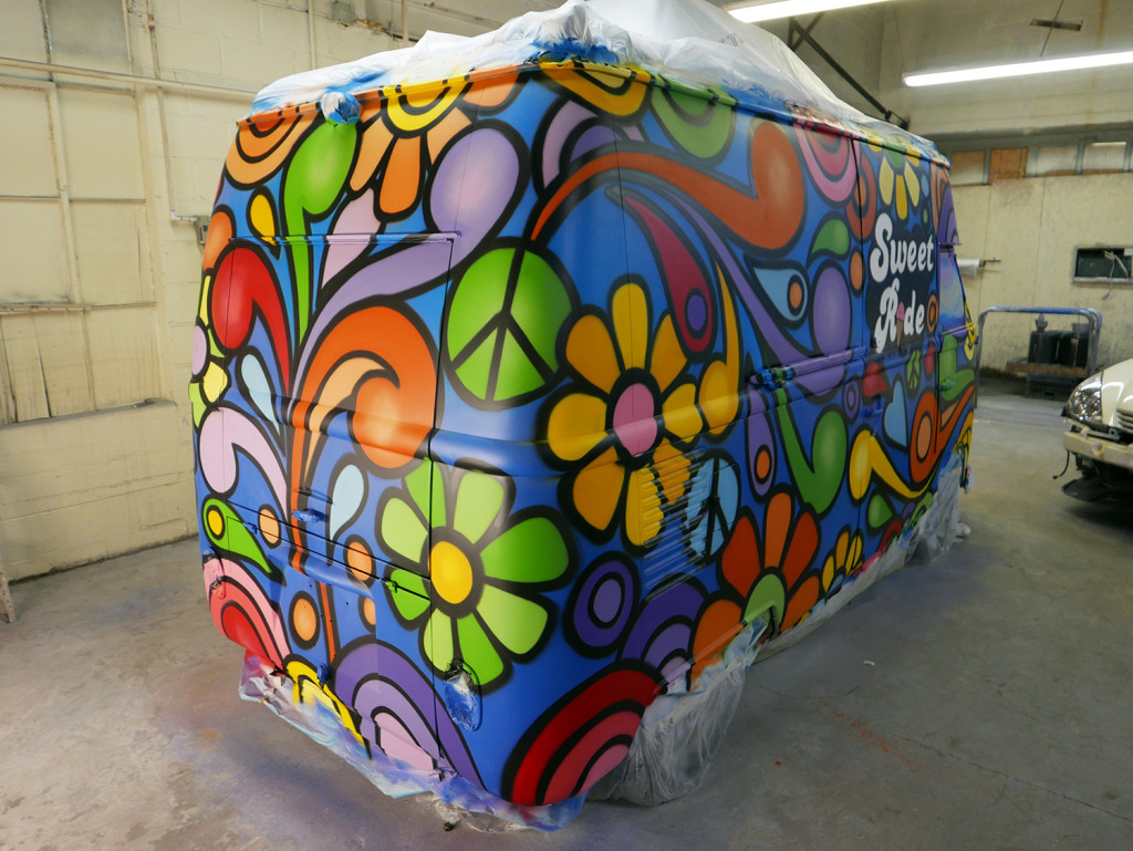NJ graffiti company