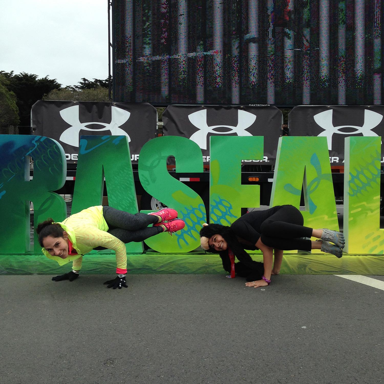 UnderArmour San Francisco Graffiti Photo