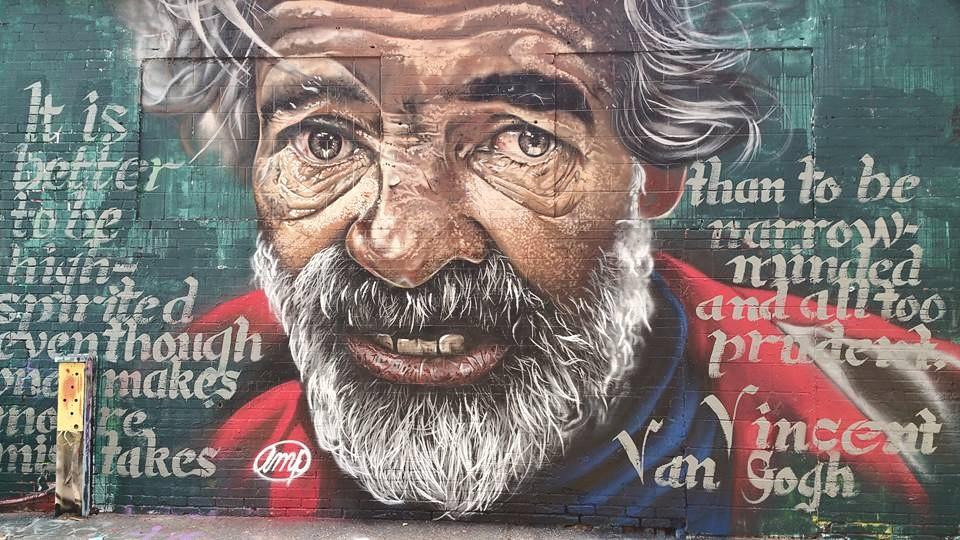 Rapid City, South Dakota Mural Artist