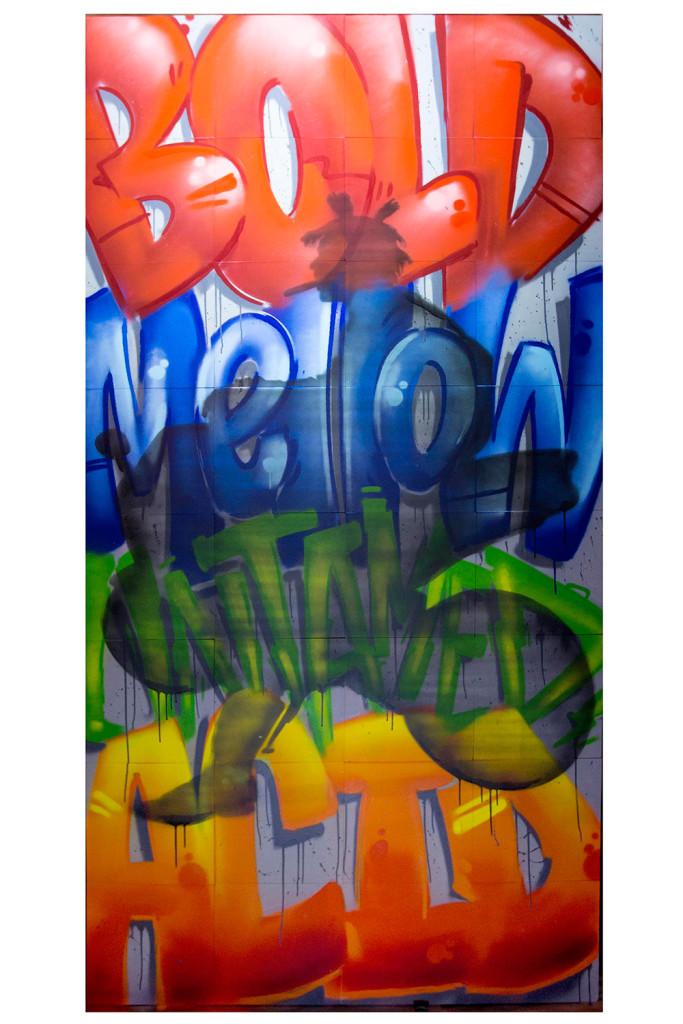 Los Angeles Mural Artist