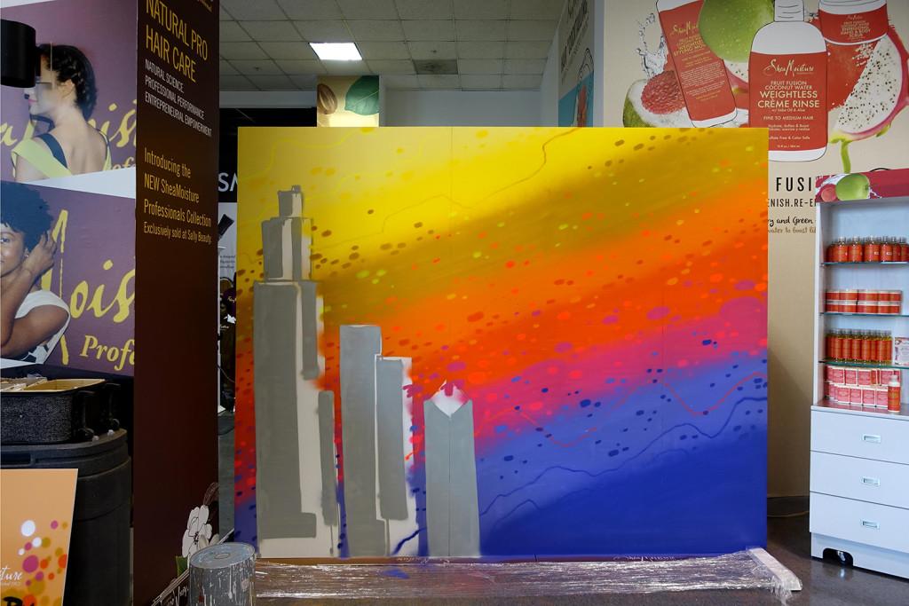 Chicago graffiti artist