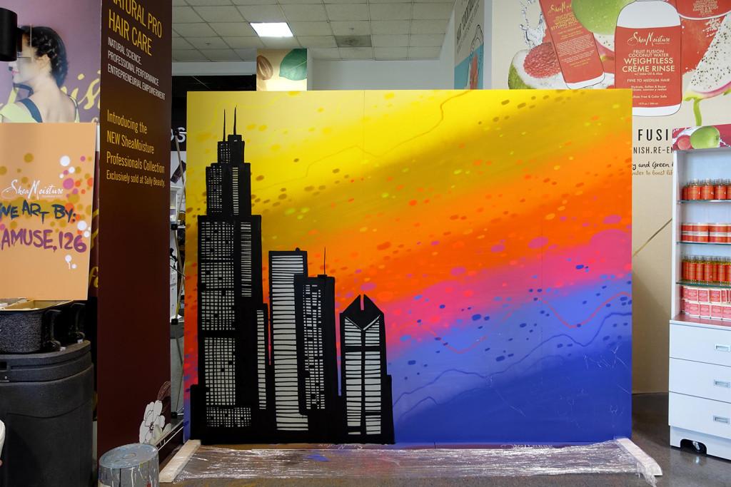 Chicago Street Artist