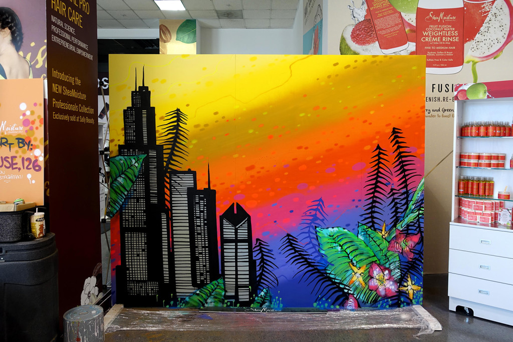 Chicago Graffiti Art
