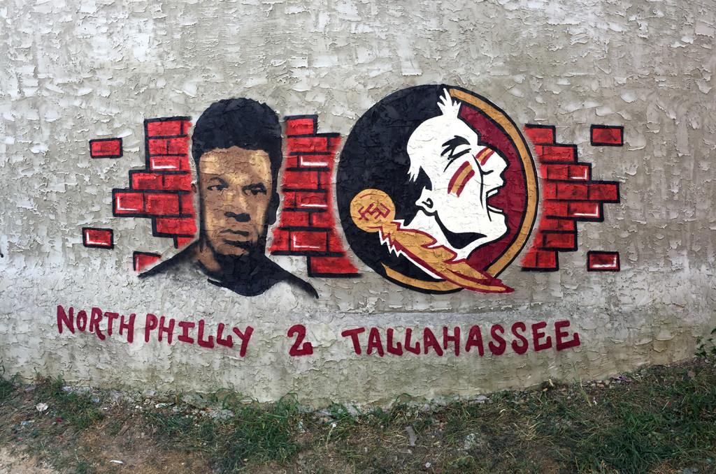 graffiti mural philly
