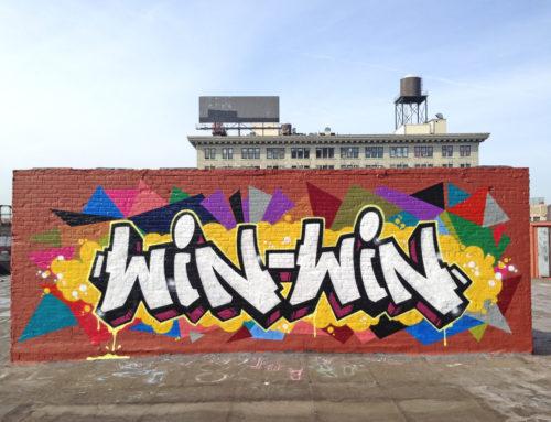Graffiti NY – Alain Afflelou Commercial