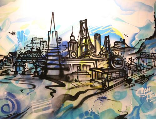 San Francisco Wall Art