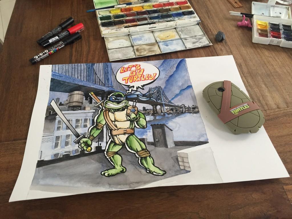 graffiti illustrator for hire
