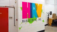 HRV Management Mural in Astoria, Queens