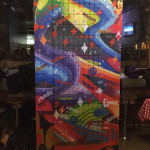 Kargo Holiday Party Graffiti