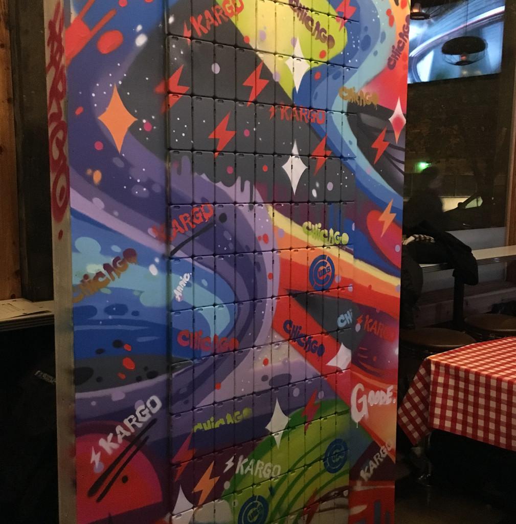 Chicago Graffiti Art Live