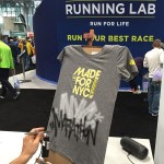 New Balance Airbrush Live Art at Javits Center