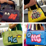 Luxury Bag Graffiti Art