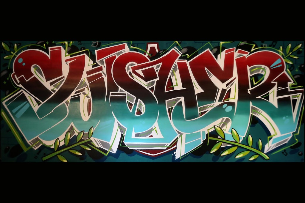 los angeles graffiti artist for hire