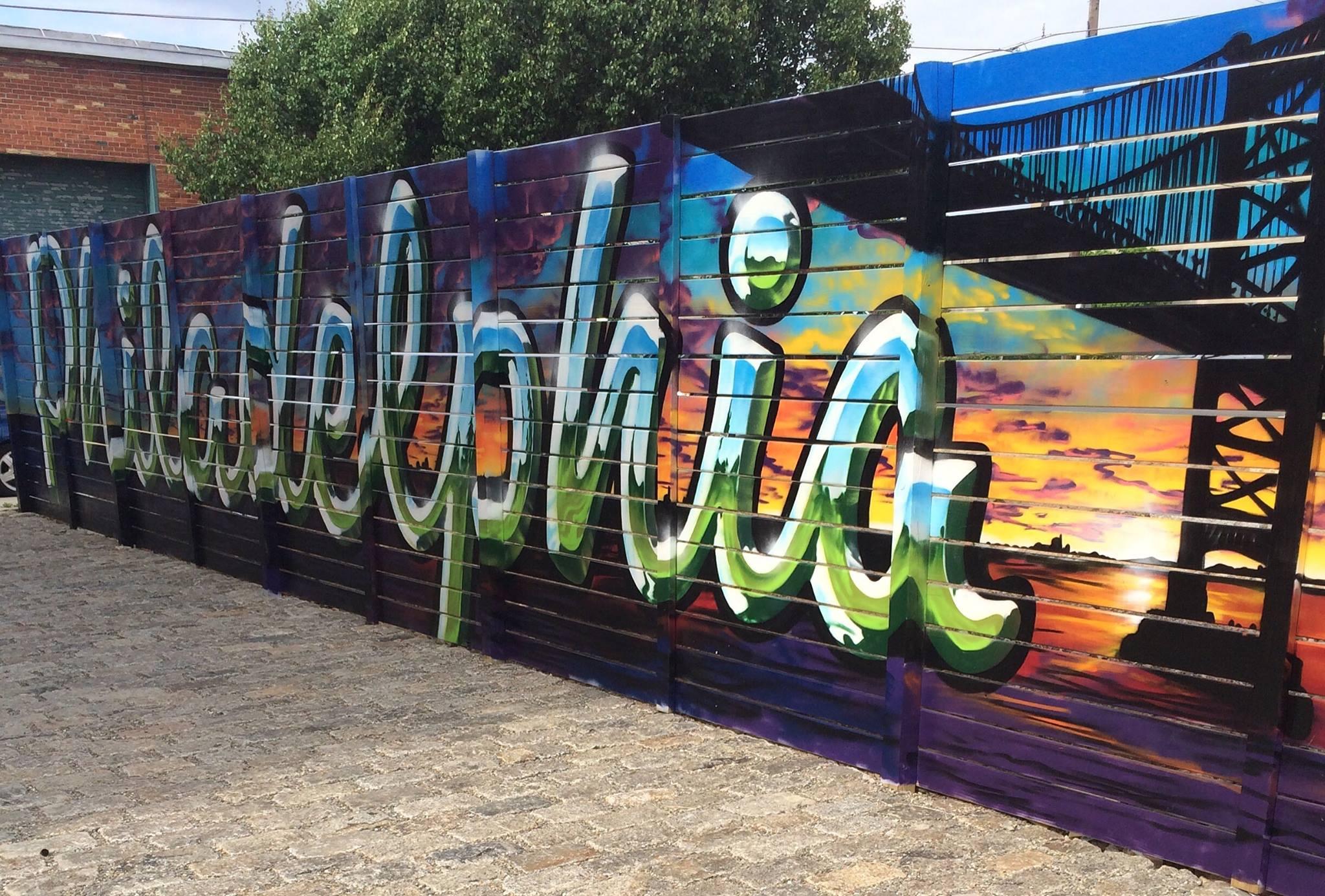 Pennsylvania Amp Nj Street Artist For Hire Graffiti Usa
