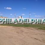 Philadelphia Big Sign Painting Street Art