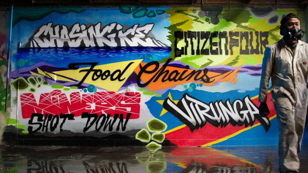 la street artist