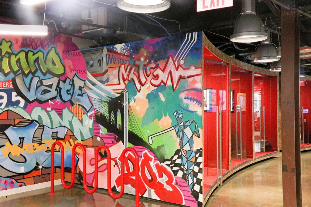 Graffiti for hire - Addition