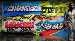 LA Britdoc Video of Graffiti Art