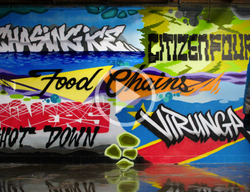 Britdoc Impact Award – Graffiti Video
