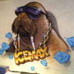 philadelphia graffiti artist for hire