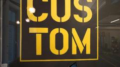 NY Custom Logo Painting