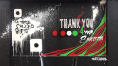 ATCQ Mural by merlot